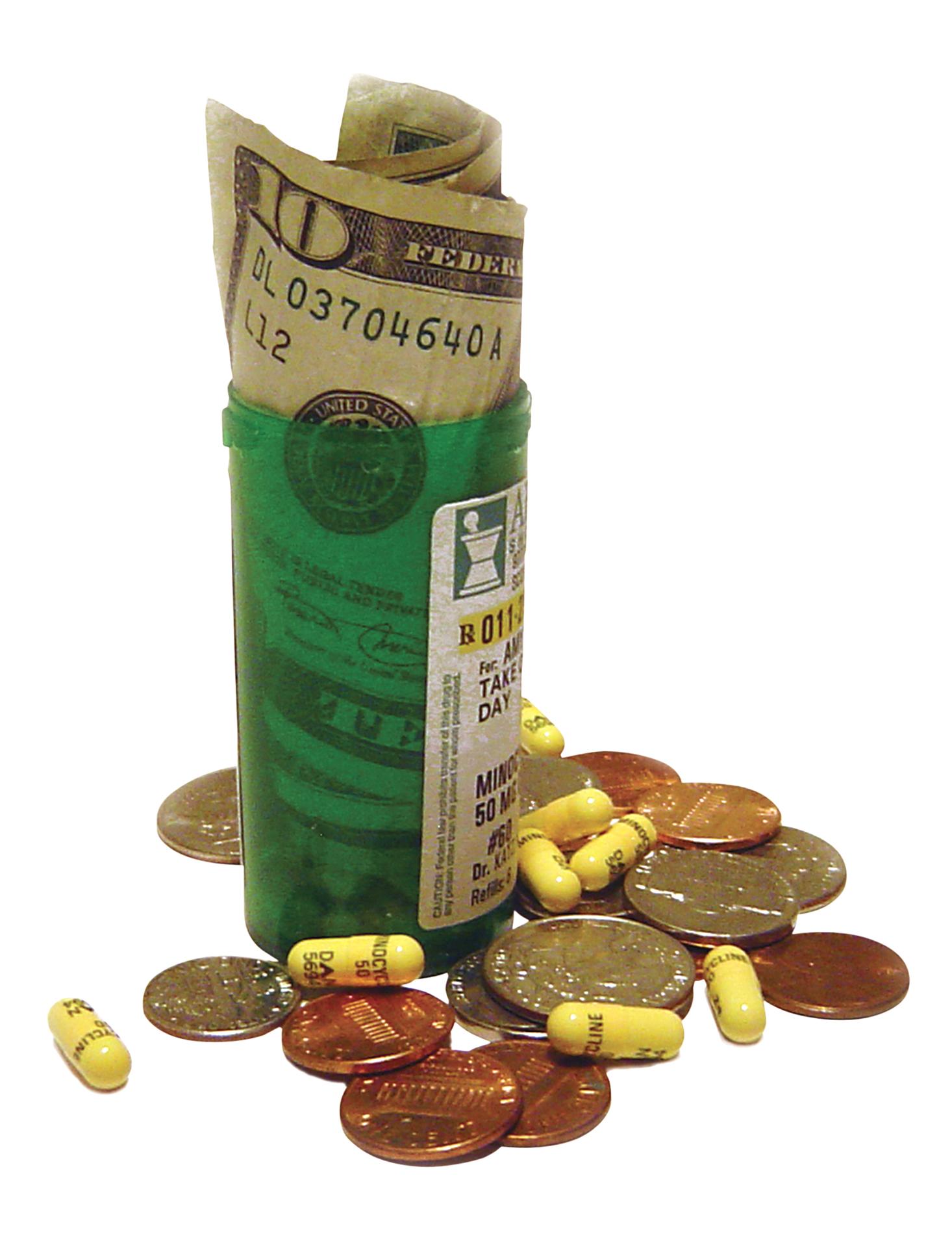 Cash & Medicine