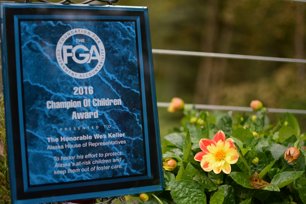 FGA Champion of Children Award